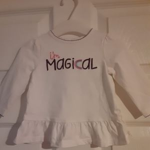 3/$20 Gymboree I'm Magical Wings Shirt